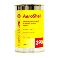 Масло AeroShell Turbine Oil 390