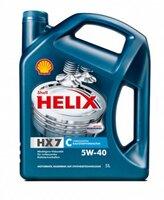 Shell Helix HX7 5W-40  209L