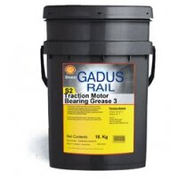 Shell GadusRail S2 Traction Motor Bearing Grease 180L