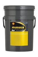Масло Shell Rimula R6 ME 5W-30