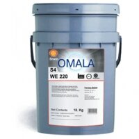 Shell Omala S4 WE 320    209L