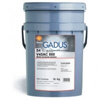 Смазка Shell Gadus S4 V45AC 00/000
