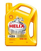 Масло Shell Helix HX6 10W-40