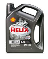 Масло Shell Helix Ultra AG 5W-30