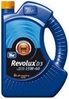 Revolux D3 SAE 15W-40 API CI-4/CG-4/CF-4/CF/SL (180кг)