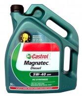 Castrol Magnatec Diesel SAE 5W-40 DPF