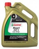 Castrol React DOT 4 Low Temp