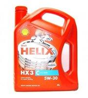 Масло Shell Helix HX3 5W-30