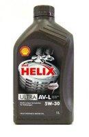 Масло Shell Helix Ultra AV-L 5W-30