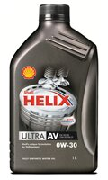 Shell Helix Ultra AV 0W-30 209L
