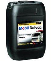 Mobil Delvac 1 SHC 5W-40,  20 л