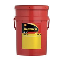 Масло Shell Rimula R2 Extra 15W-40