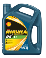 Масло Shell Rimula R5 LE 10w30