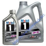 Mobil 1 NEW LIFE 5W-30, 208 л