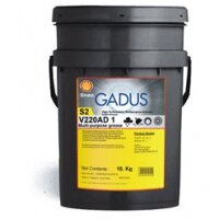 Смазка Shell Gadus S2 V220AD 1 2